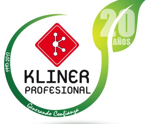 Logo 20 años