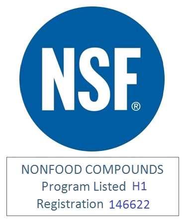 Desmoldeante alimentario sin silicona NSF H1
