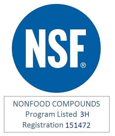 Lubricante alimentario para estampación NSF 3H